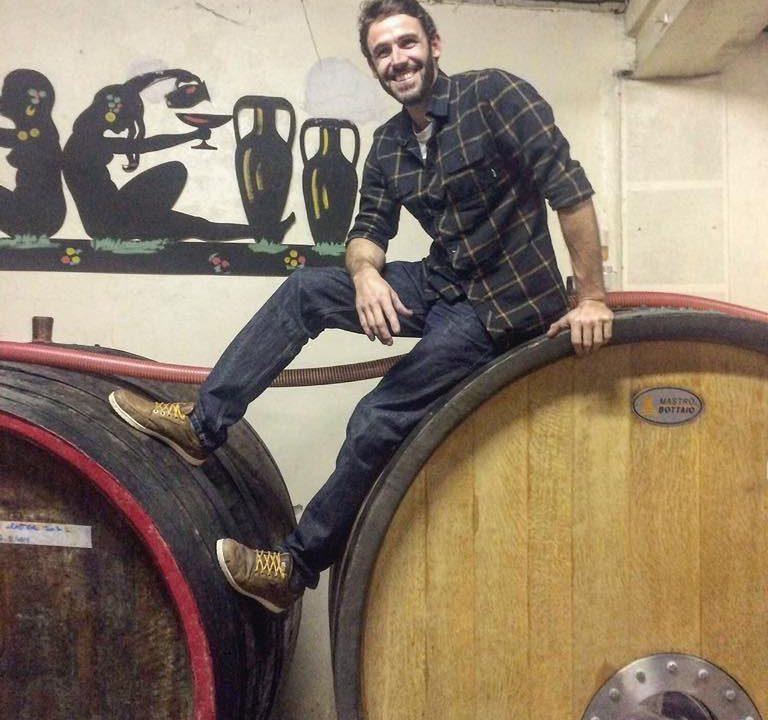 Degustace s francouzským vinařem ve Francouzské