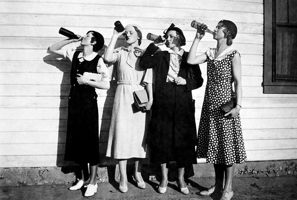 Víno & kouzlo ženství v Karlíně