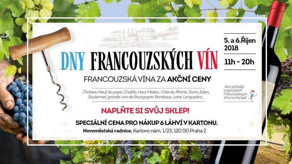 Dny francouzských vín