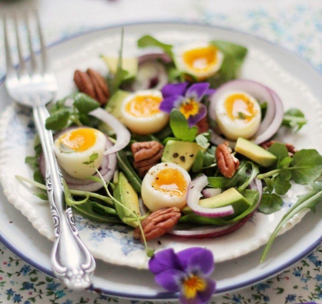 Velikonoce na talíři po francouzsku