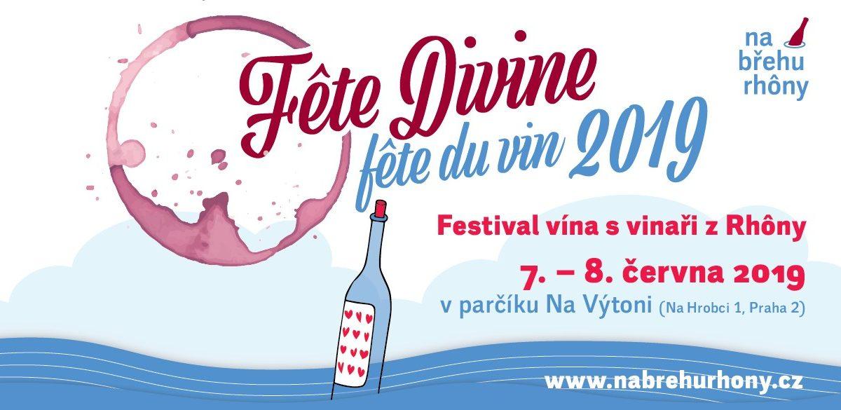 Festival vína s vinaři z Rhôny