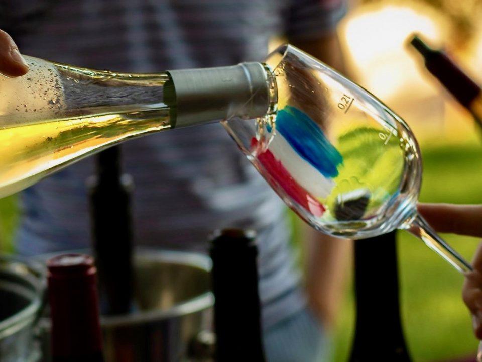 Degustace jednoodrůdových vín z Rhôny