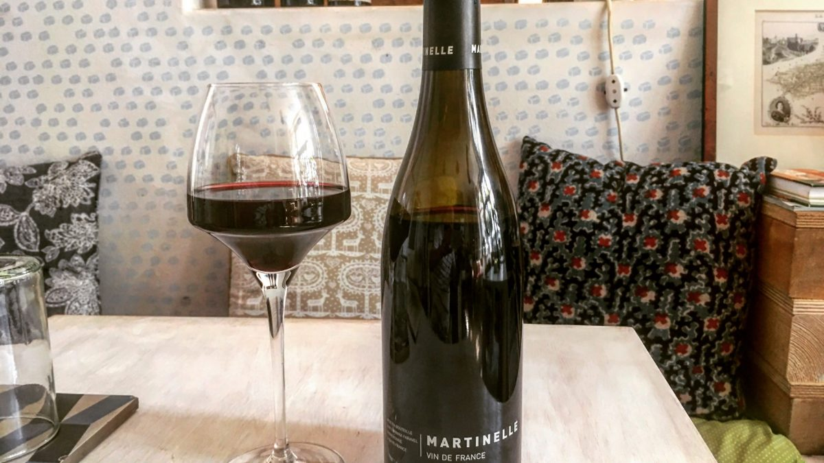 Corinna Faravel a její víno bez pravidel