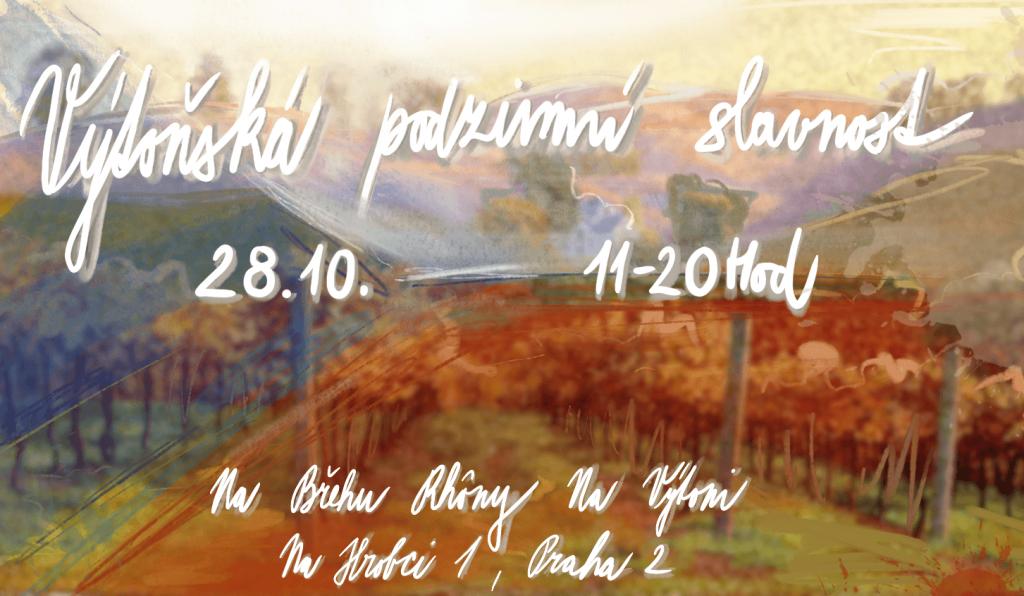 Výtoňská podzimní slavnost Na Břehu Rhôny