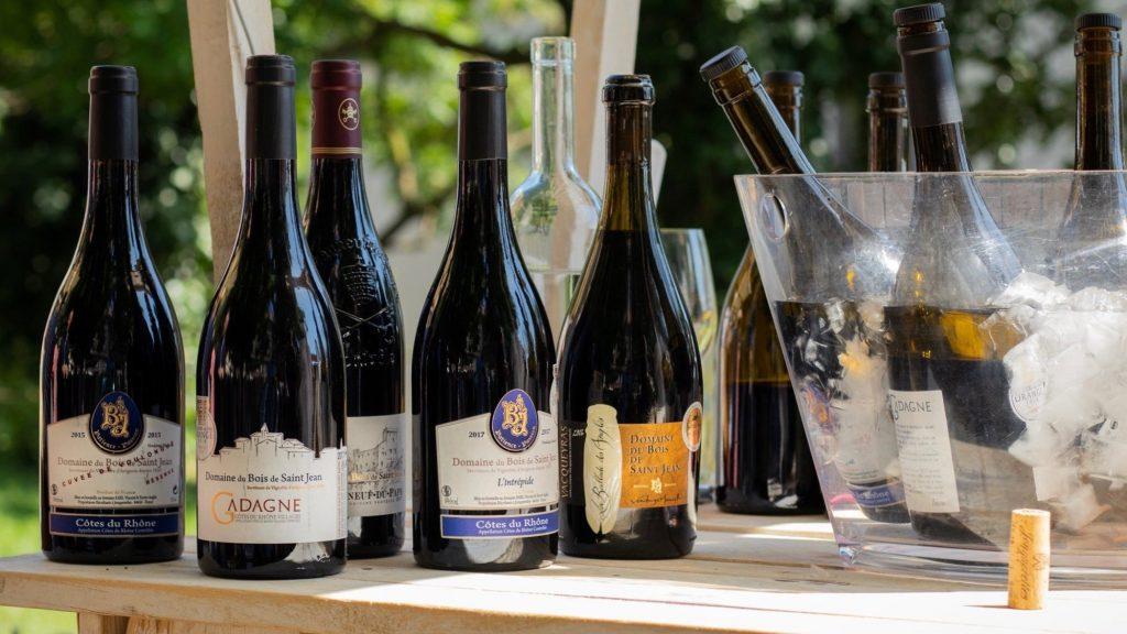 Letní degustace vín v Dejvicích