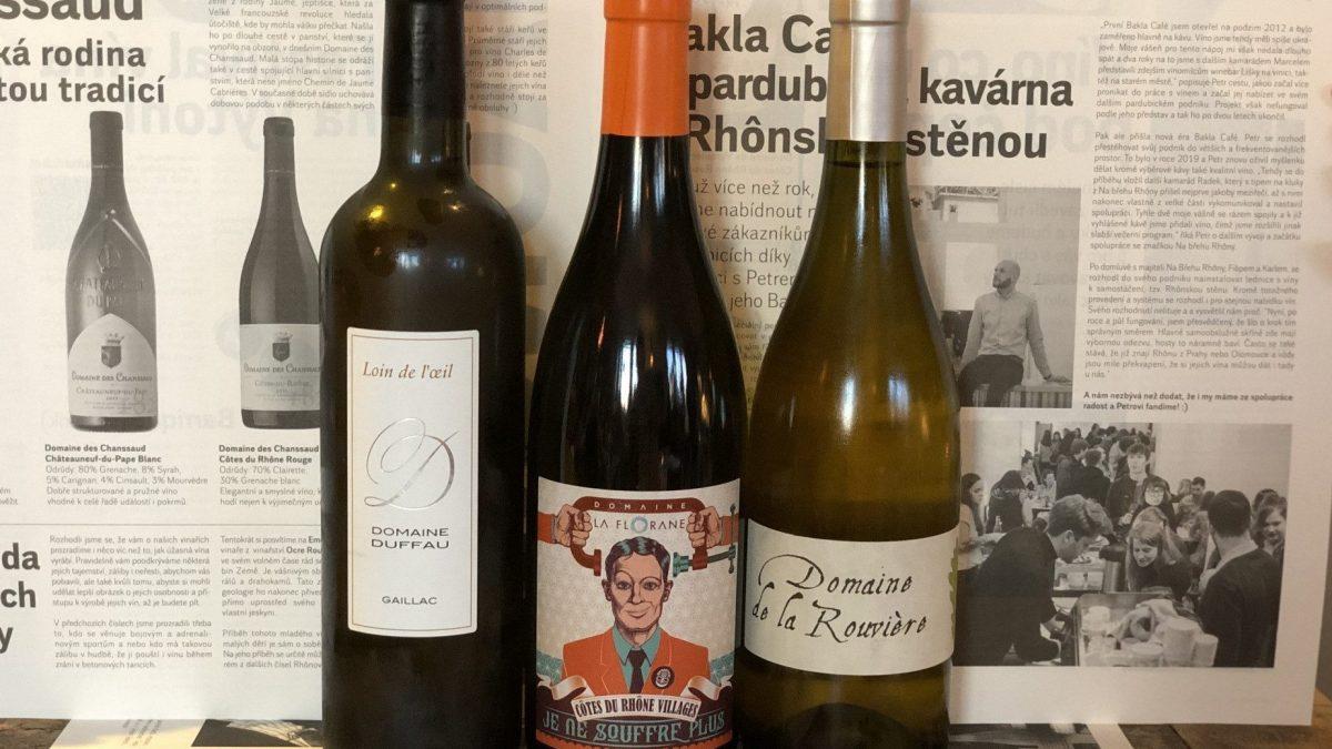Víno, co má pod čepicí v září